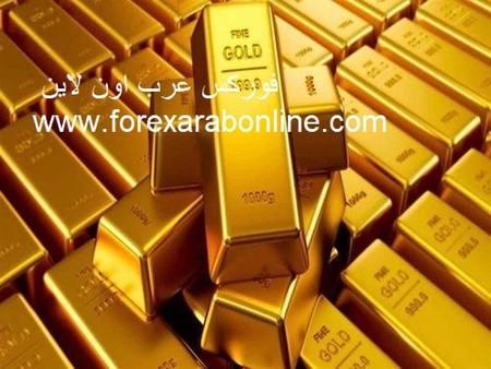 إرتفاع سعر الذهب